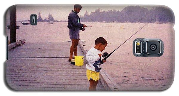 Sunrise Fishing Galaxy S5 Case