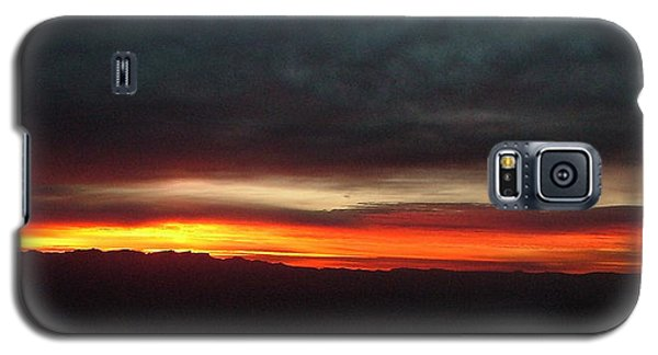 Sunrise From The Rim 002 Galaxy S5 Case