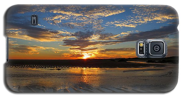 Galaxy S5 Case featuring the photograph Sunrise Glory by Dianne Cowen