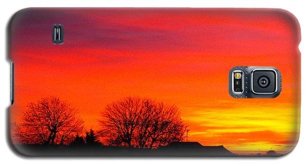 Sunrise Harrow Galaxy S5 Case