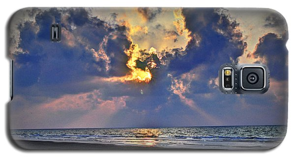 Sunrise... Hilton Head Island Galaxy S5 Case by Deborah Klubertanz