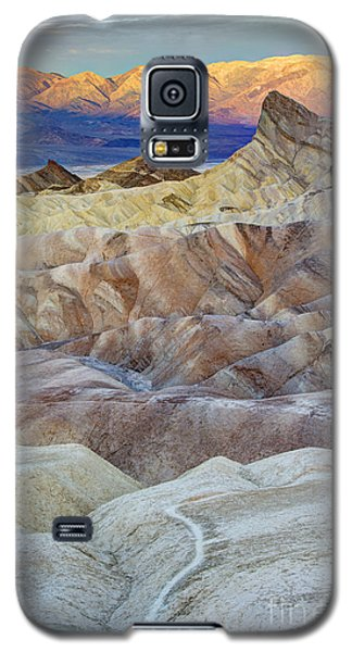 Sunrise In Death Valley Galaxy S5 Case