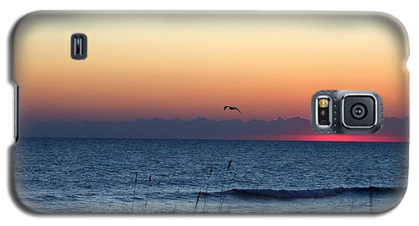 Sunrise In Florida Galaxy S5 Case by Nance Larson