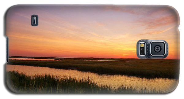 Sunrise In Jersey 4 Galaxy S5 Case by Rima Biswas