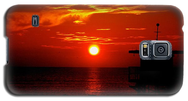 Sunrise In Miami Beach Galaxy S5 Case