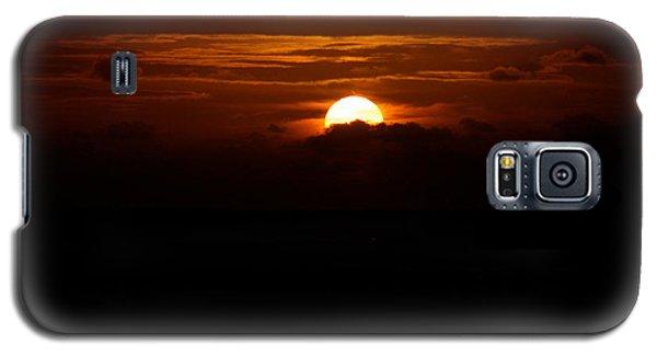 Sunrise In The Clouds Galaxy S5 Case
