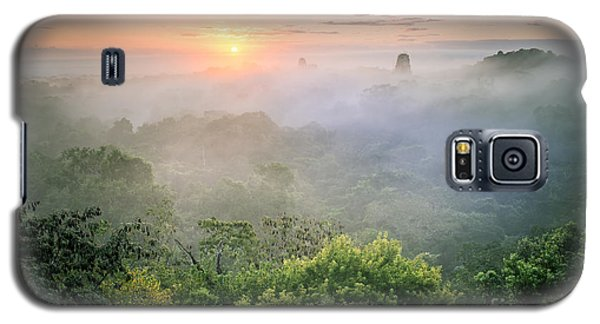 Sunrise In Tikal Galaxy S5 Case