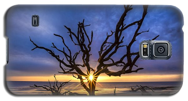 Sunrise Jewel Galaxy S5 Case by Debra and Dave Vanderlaan