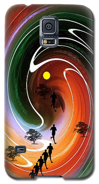 Sunrise Joggers  Galaxy S5 Case