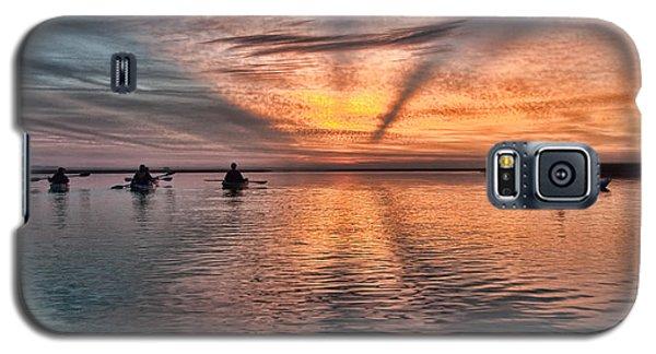 Sunrise Kayaking Galaxy S5 Case