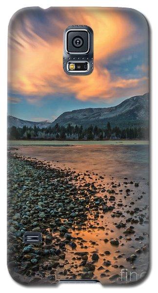 Sunrise Kiva Beach Galaxy S5 Case by Mitch Shindelbower
