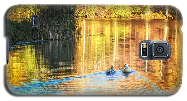 Sunrise Lake Rendezvous Galaxy S5 Case
