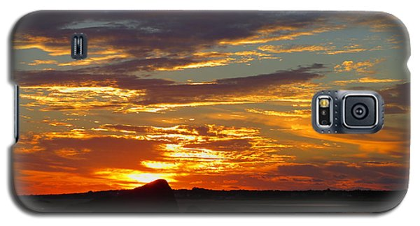 Galaxy S5 Case featuring the photograph Sunrise Magic by Dianne Cowen