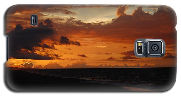 Galaxy S5 Case featuring the photograph Sunrise  by Mim White