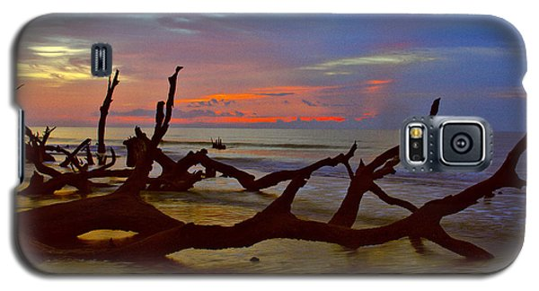 Sunrise On Bulls Island Galaxy S5 Case