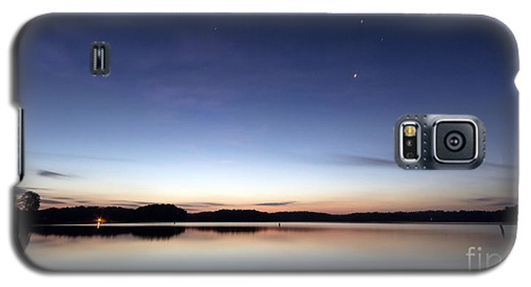 Sunrise On Lake Lanier Galaxy S5 Case