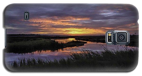 Sunrise On Lake Shelby Galaxy S5 Case