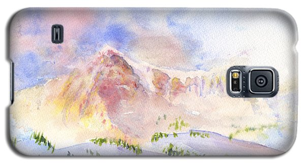 Sunrise On Mount Ogden Galaxy S5 Case