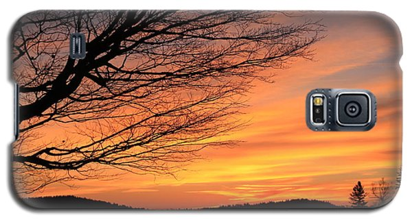 Galaxy S5 Case featuring the photograph Sunrise On The Blue Ridge Parkway by Mountains to the Sea Photo