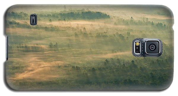 Sunrise On The Parkway - Blue Ridge Parkway - Asheville - North Carolina Galaxy S5 Case