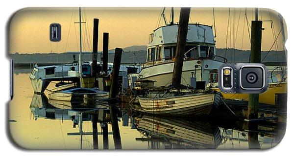 Sunrise On The Petaluma River Galaxy S5 Case