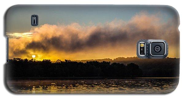 Sunrise On The St. Croix Galaxy S5 Case
