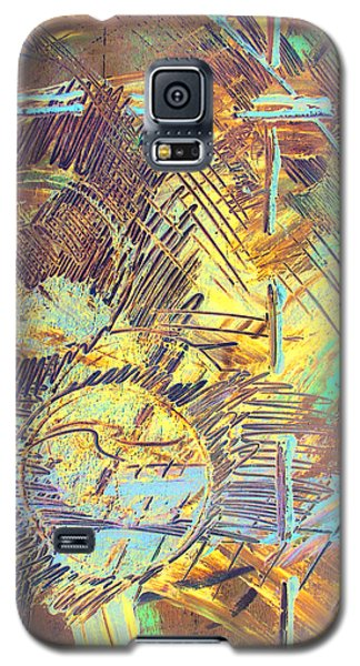Sunrise One Galaxy S5 Case by Albert Puskaric