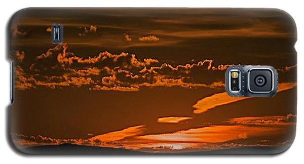 Sunrise Or Sunset Galaxy S5 Case