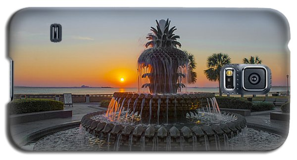 Sunrise Over Charleston Galaxy S5 Case