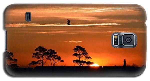 Sunrise Over Fenwick Island Galaxy S5 Case