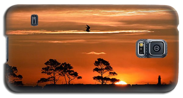 Sunrise Over Fenwick Island Galaxy S5 Case