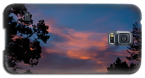 Sunrise Over Mammoth Campground Galaxy S5 Case