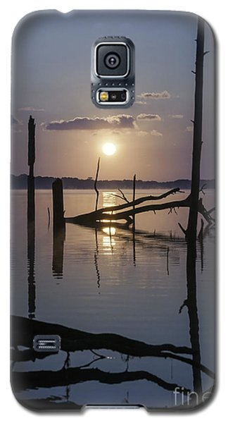 Sunrise Over Manasquan Reservoir Galaxy S5 Case
