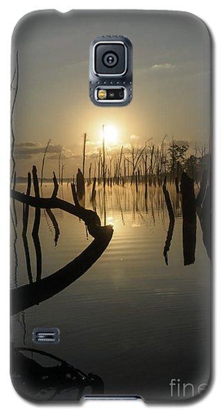 Sunrise Over Manasquan Reservoir II Galaxy S5 Case