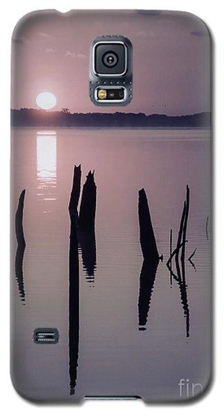 Sunrise Over Manasquan Reservoir Iv Galaxy S5 Case