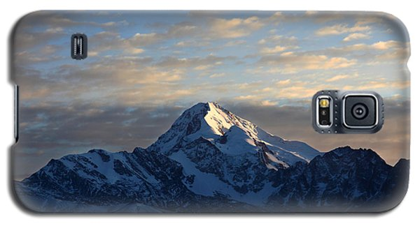 Sunrise Over Mt Huayna Potosi Galaxy S5 Case