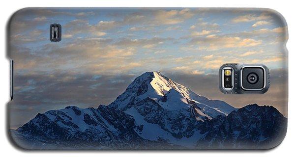 Sunrise Over Mt Huayna Potosi Galaxy S5 Case