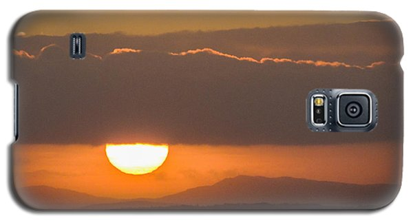 Sunrise Over River Shannon Galaxy S5 Case