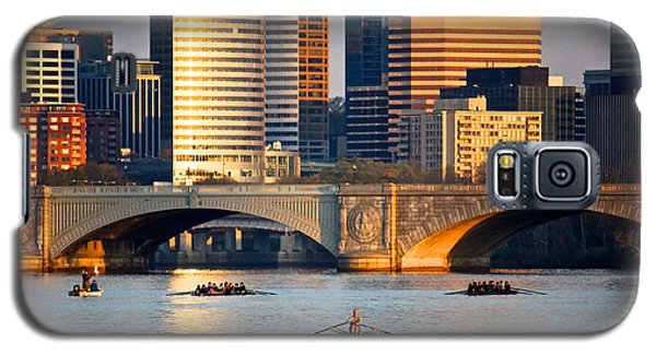 Sunrise Over Rosslyn Galaxy S5 Case