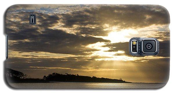 Sunrise Over The Estuary Galaxy S5 Case