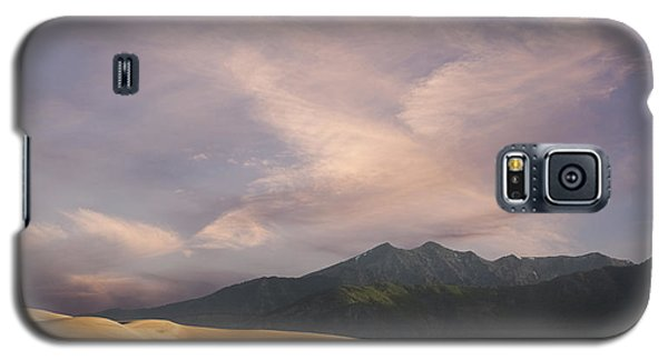 Sunrise Over The Great Sand Dunes Galaxy S5 Case