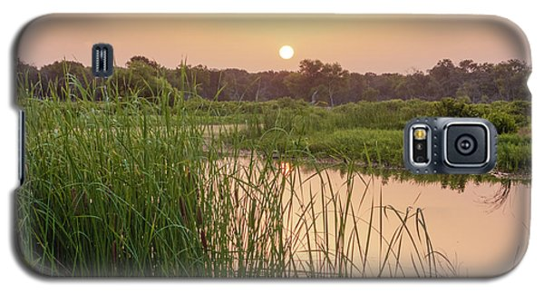 Sunrise Over The Marsh Galaxy S5 Case
