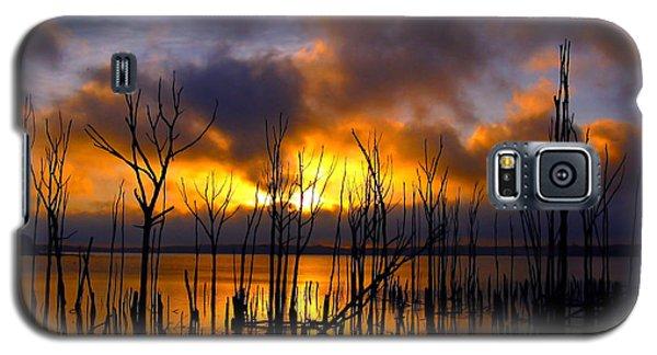 Galaxy S5 Case featuring the photograph Sunrise by Raymond Salani III