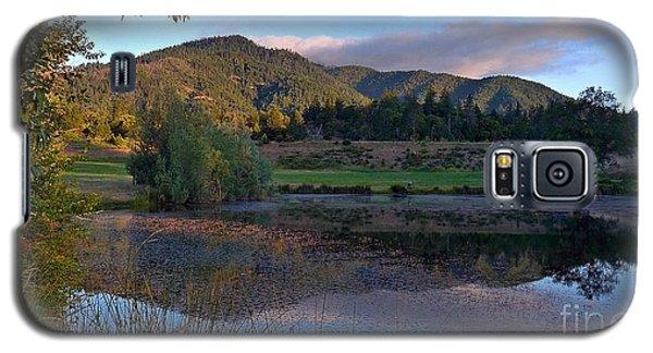Sunrise Reflections Galaxy S5 Case
