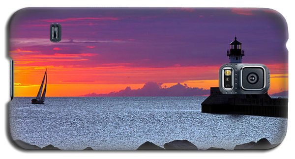 Sunrise Sailing Galaxy S5 Case