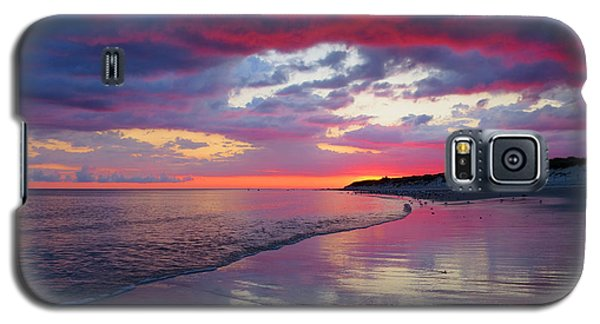 Galaxy S5 Case featuring the photograph Sunrise Sizzle by Dianne Cowen