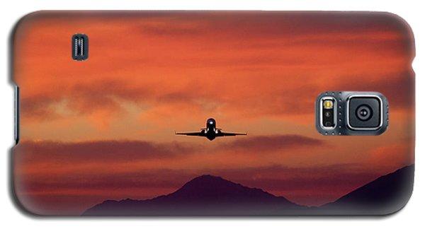 Sunrise Takeoff Galaxy S5 Case