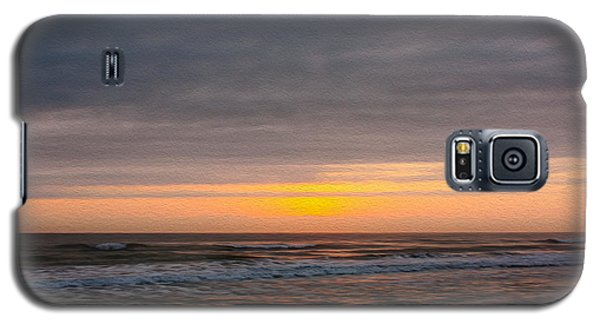 Sunrise Under The Clouds Galaxy S5 Case