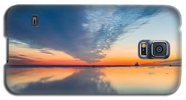 Sunrise V Galaxy S5 Case