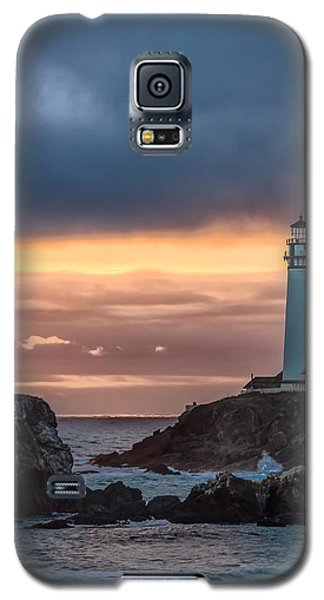 Sun's Last Light Galaxy S5 Case